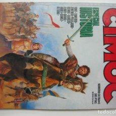 Cómics: CIMOC ESPECIAL HISTORIA. Lote 103583699
