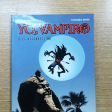Cómics: YO VAMPIRO #1 RESURRECCION. Lote 103614659