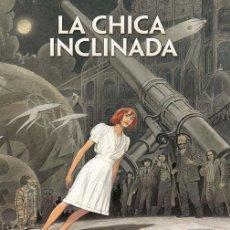 Cómics: CÓMICS. LAS CIUDADES OSCURAS. LA CHICA INCLINADA - FRANÇOIS SCHUITEN/BENOIT PEETERS. Lote 262076355