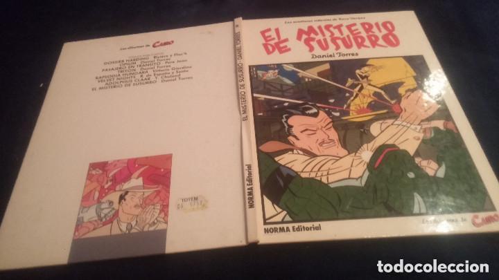 LAS AVENTURAS SIREDALES DE ROCO VARGAS Nº8 EL MISTERIO DEL SUSURRO 1ªEDICION (Tebeos y Comics - Norma - Otros)