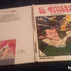 Cómics: LAS AVENTURAS SIREDALES DE ROCO VARGAS Nº8 EL MISTERIO DEL SUSURRO 1ªEDICION. Lote 103954867