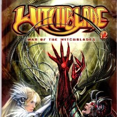 Cómics: WITCHBLADE 12. WAR OF THE WITCHBLADES. RON MARZ. STJEPAN SEJIC. AÑO 2010. Lote 104043811