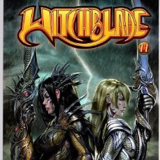 Cómics: WITCHBLADE 11. RON MARZ. STJEPAN SEJIC. AÑO 2009. Lote 104043963