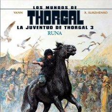 Cómics: LOS MUNDOS DE THORGAL LA JUVENTUD DE THORGAL 3 RUNA. Lote 104083759