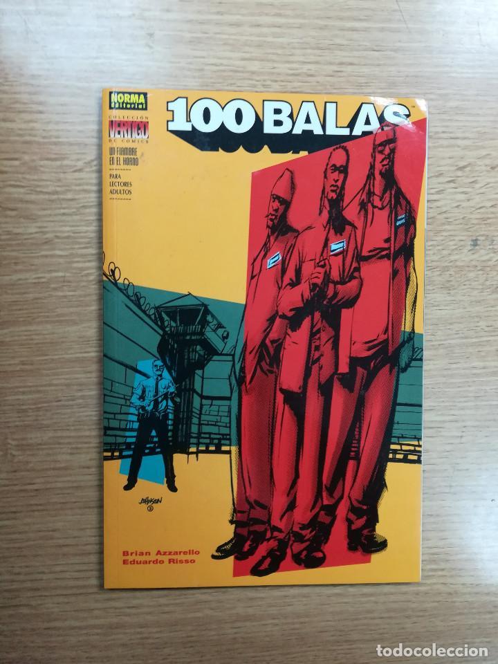 100 BALAS UN FIAMBRE EN EL HORNO (Tebeos y Comics - Norma - Comic USA)