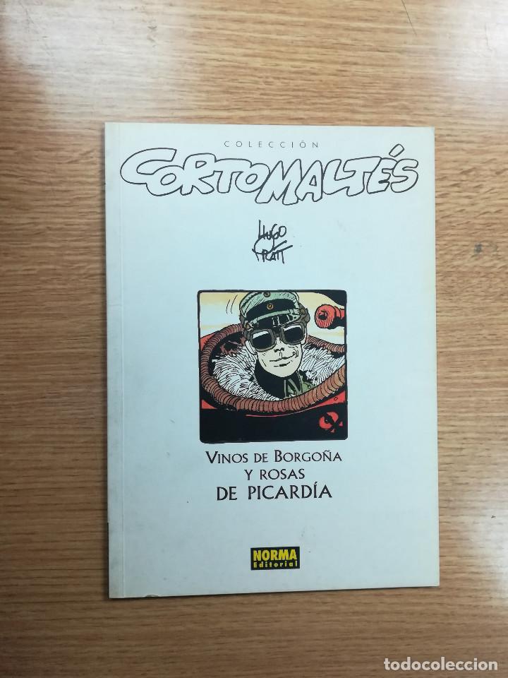 VINOS DE BORGOÑA Y ROSAS DE PICARDIA (COLECCION CORTO MALTES #17) (Tebeos y Comics - Norma - Comic Europeo)
