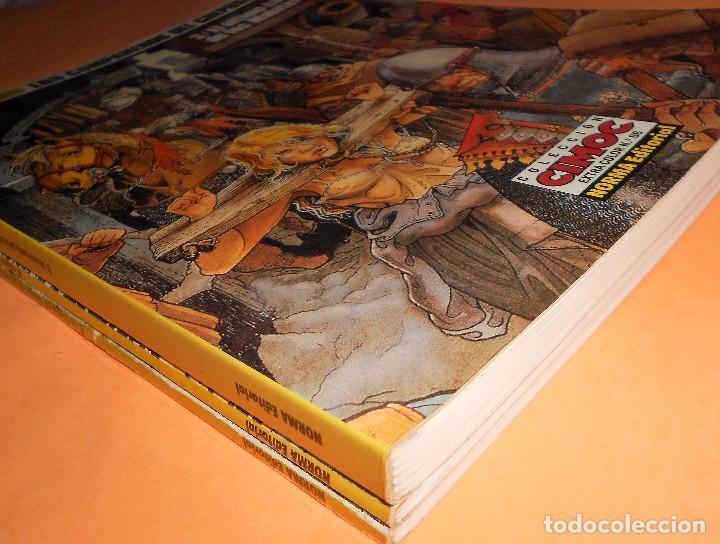 Cómics: LOS COMPAÑEROS DEL CREPÚSCULO. BOURGEON. COMPLETA 3 VOLÚMENES. BUEN ESTADO - Foto 2 - 104192239