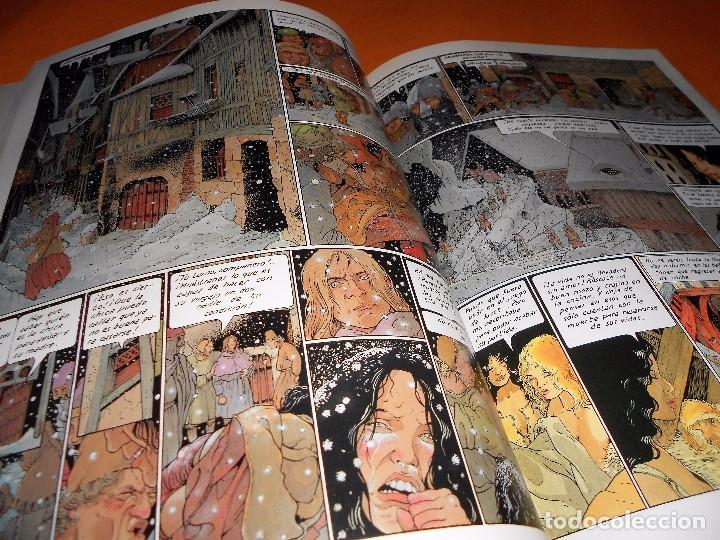 Cómics: LOS COMPAÑEROS DEL CREPÚSCULO. BOURGEON. COMPLETA 3 VOLÚMENES. BUEN ESTADO - Foto 6 - 104192239