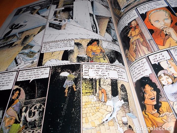 Cómics: LOS COMPAÑEROS DEL CREPÚSCULO. BOURGEON. COMPLETA 3 VOLÚMENES. BUEN ESTADO - Foto 7 - 104192239