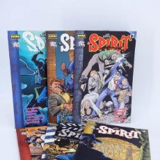 Fumetti: WILL EISNER THE SPIRIT 7 8 9 10 11 Y 12 (SERGIO ARAGONÉS / MARK EVANIER) NORMA, 2009. OFRT ANTES 33E. Lote 209963781