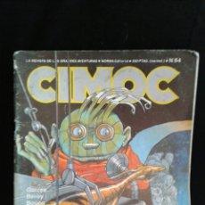Cómics: CIMOC NÚM. 64 (NORMA). Lote 104225320