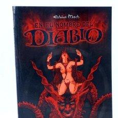 Comics: COL BN 36. EN EL NOMBRE DEL DIABLO (ESTEBAN MAROTO) NORMA, 2003. OFRT ANTES 11E. Lote 191347217
