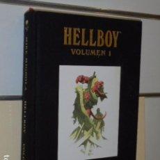 Cómics: HELLBOY VOLUMEN 1 MIKE MIGNOLA TOMO DE 615 PAGINAS - NORMA -. Lote 104304703