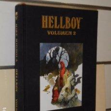 Cómics: HELLBOY VOLUMEN 2 MIKE MIGNOLA TOMO DE 638 PAGINAS - NORMA -. Lote 104304875