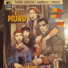Cómics: EL MURO--PIERRE CHRISTIN. Lote 104307327