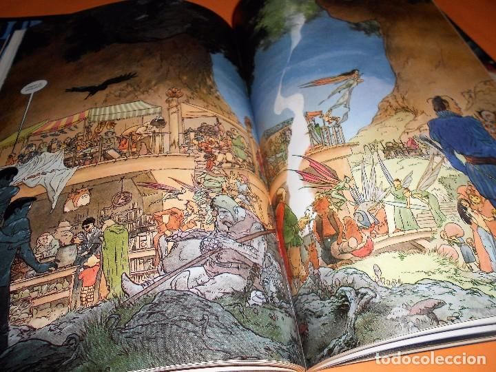 Cómics: NEIL GAIMAN. LOS LIBROS DE LA MAGIA. COMPLETA. TRES TOMOS RUSTICA EN MUY BUEN ESTADO. - Foto 4 - 104310627