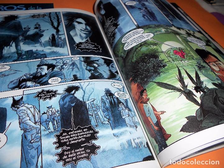 Cómics: NEIL GAIMAN. LOS LIBROS DE LA MAGIA. COMPLETA. TRES TOMOS RUSTICA EN MUY BUEN ESTADO. - Foto 5 - 104310627