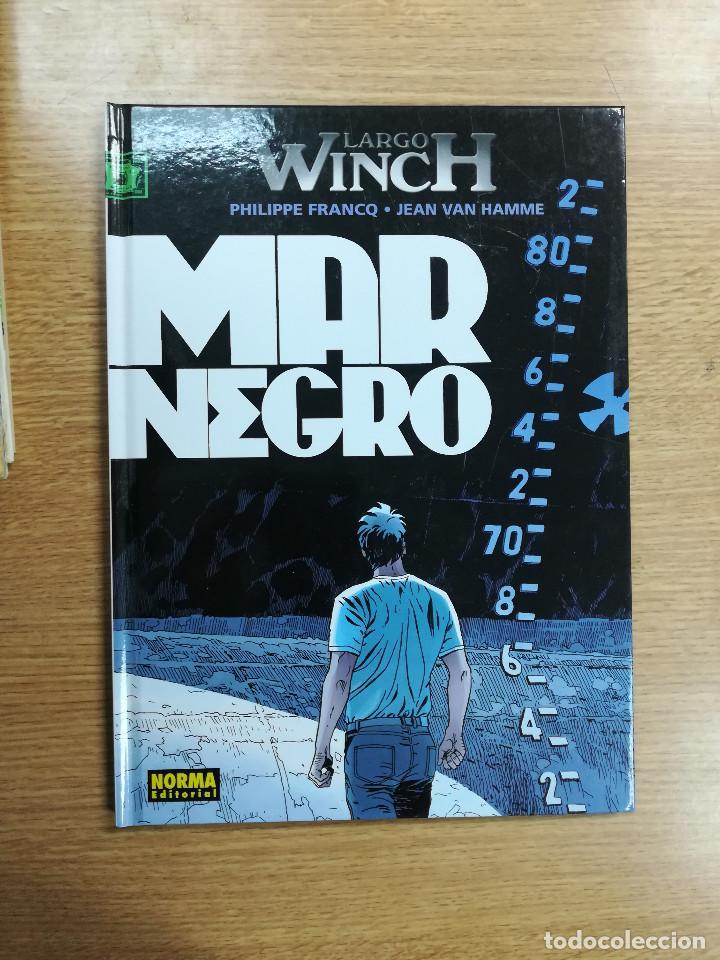 LARGO WINCH #17 MAR NEGRO (Tebeos y Comics - Norma - Comic Europeo)