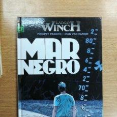 Cómics: LARGO WINCH #17 MAR NEGRO. Lote 175992247