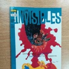Cómics: INVISIBLES MONSTRUOS REALES. Lote 104439163