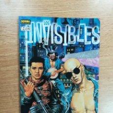 Cómics: INVISIBLES ADIOS CONEJITOS. Lote 104439263