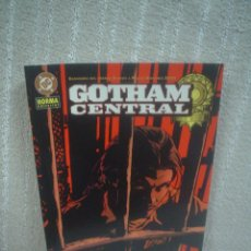 Cómics: GOTHAM CENTRAL - MEDIA VIDA. Lote 104686371