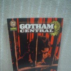 Cómics: GOTHAM CENTRAL - MEDIA VIDA. Lote 104686483