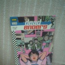 Cómics: DEAD ENDERS - ENTRE EL AYER Y EL AHORA. Lote 104687911