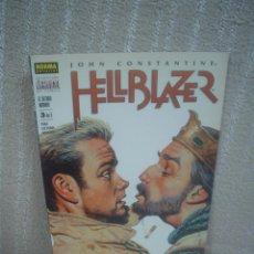 Cómics: HELLBLAZER - EL ÚLTIMO HOMBRE 3 (DE 3) MBE. Lote 104688783