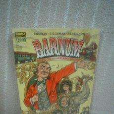 Cómics: BARNUM - AL SERVICIO DE LOS ESTADOS UNIDOS - (CHAYKIN, TISCHMAN, HERICHON). Lote 104689199