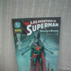 Cómics: LAS AVENTURAS DE SUPERMAN -MUNDOS EN GUERRA # 4. Lote 104690411
