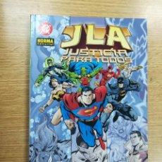 Cómics: JLA JUSTICIA PARA TODOS. Lote 104706967