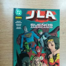 Cómics: JLA SUEÑOS AMERICANOS. Lote 104708615