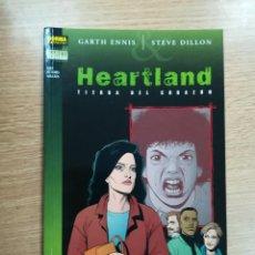 Cómics: HEARTLAND TIERRA DEL CORAZON. Lote 104787699