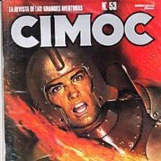 Cómics: CÓMIC CIMOC Nº 53 ( NUEVA ÉPOCA ) ED.NORMA.SEGRELLES,BERMEJO,ETC...EXCLT.. Lote 104823039
