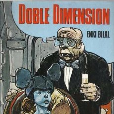 Cómics: CIMOC EXTRA COLOR 56: DOBLE DIMENSION, 1989, PRIMERA EDICIÓN, NORMA, BUEN ESTADO. Lote 104936015