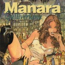 Fumetti: GULLIVERIANA-MILO MANARA. Lote 105012579