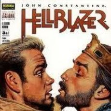 Cómics: JOHN CONSTANTINE HELLBLAZER EL ULTIMO HOMBRE 1-3. Lote 105077887