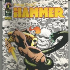 Cómics: THE HAMMER NORMA EDITORIAL COMPLETA 2 Nº. Lote 105151815