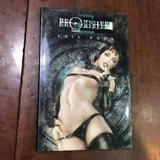 Cómics: PROHIBITED BOOK 2 - LUIS ROYO. Lote 64549927