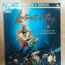 Cómics: LANFEUST DE TROY #1 EL MARFIL DE MAGOHAMOTH (PANDORA #58). Lote 105203807