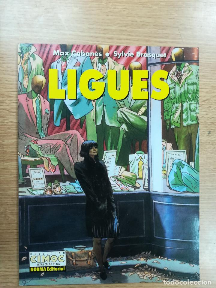 LIGUES (CIMOC EXTRA COLOR #135) (Tebeos y Comics - Norma - Comic Europeo)
