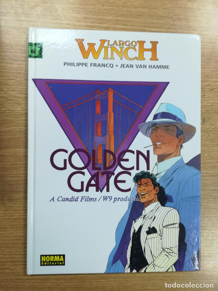 LARGO WINCH #11 GOLDEN GATE (Tebeos y Comics - Norma - Comic Europeo)