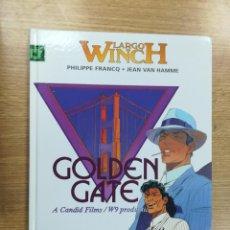 Cómics: LARGO WINCH #11 GOLDEN GATE. Lote 105239079