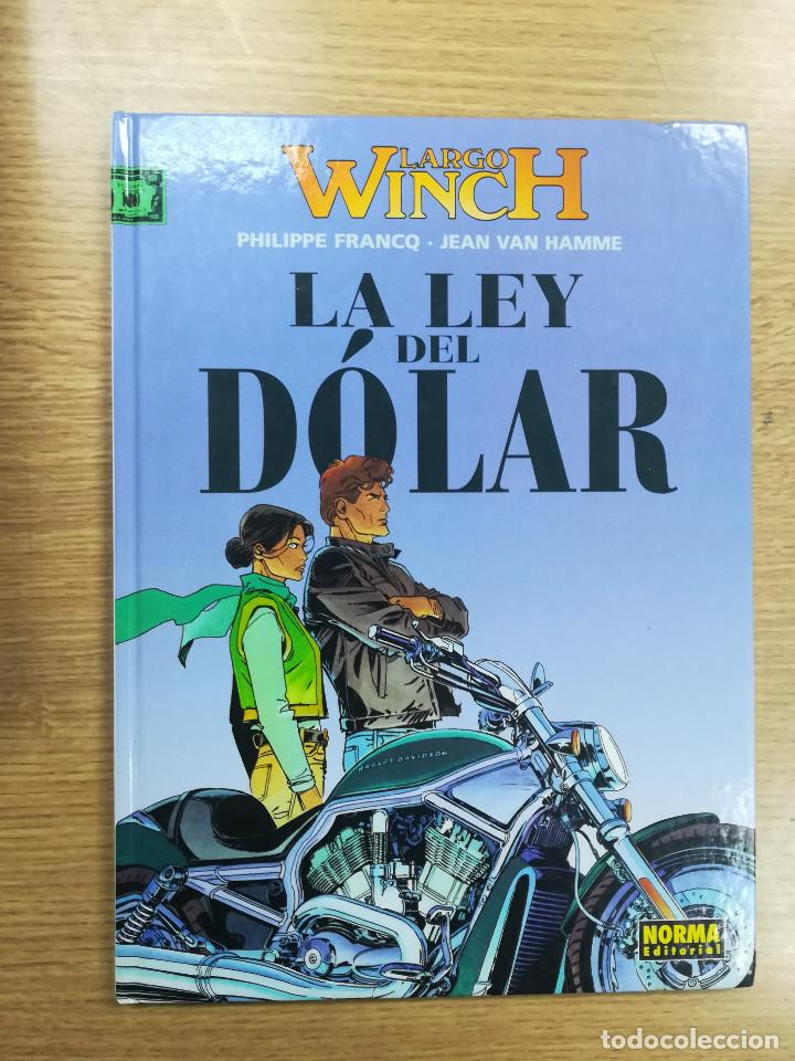 LARGO WINCH #14 LA LEY DEL DOLAR (Tebeos y Comics - Norma - Comic Europeo)