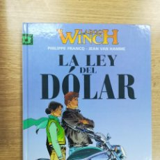 Cómics: LARGO WINCH #14 LA LEY DEL DOLAR. Lote 105239279
