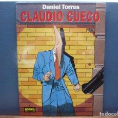 Cómics: CLAUDIO CUECO. DANIEL TORRES. NORMA EDITORIAL, 1994.. Lote 105244815