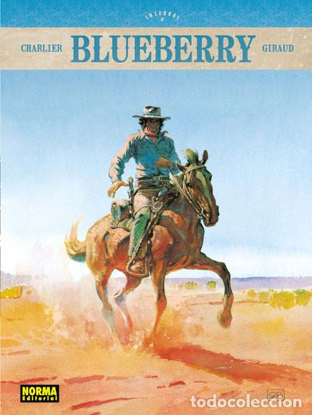 CÓMICS. BLUEBERRY. INTEGRAL 4 - CHARLIE/GIRAUD (CARTONÉ) (Tebeos y Comics - Norma - Comic Europeo)