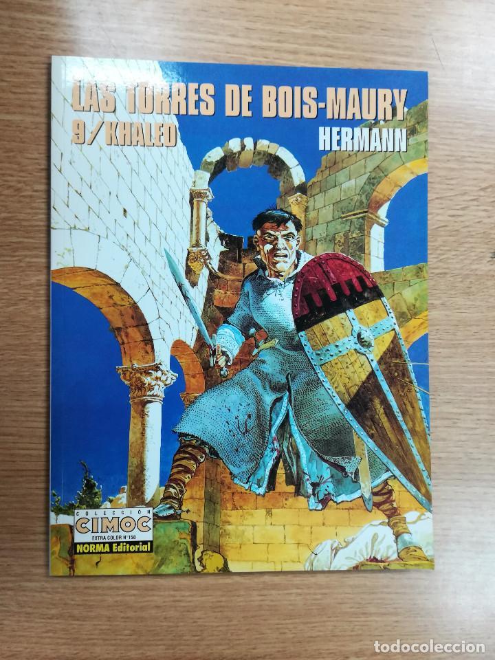 LAS TORRES DE BOIS-MAURY #9 KHALED (CIMOC EXTRA COLOR #158) (Tebeos y Comics - Norma - Comic Europeo)
