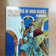 Cómics: LAS TORRES DE BOIS-MAURY #9 KHALED (CIMOC EXTRA COLOR #158). Lote 105588407
